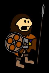 Knight avatar Third alt by Flutterella by Captain-Sweden