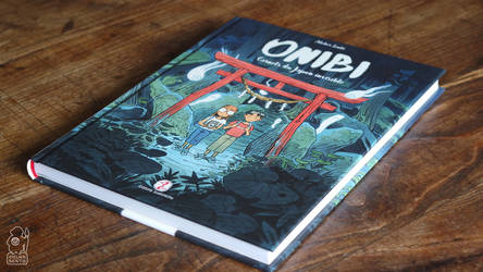 Onibi - graphic novel by Atelier-Sento