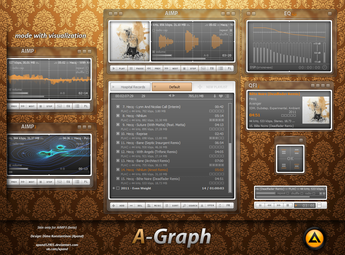 A-Graph (beta) BIG Preview