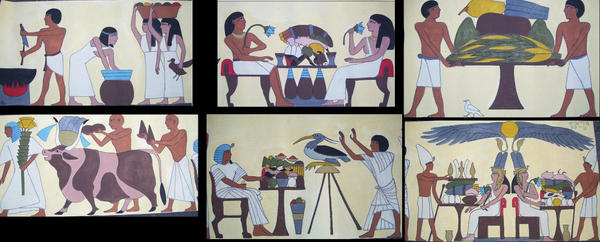 Egyptian banner by Dodo-Butt