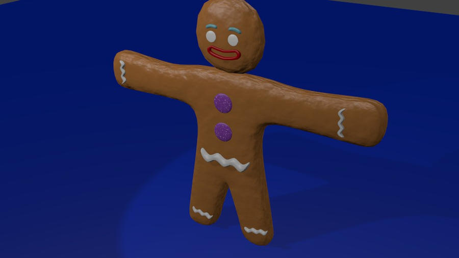 Gingy by Mikeesevern