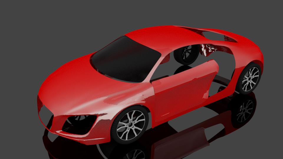 Audi TT by Mikeesevern