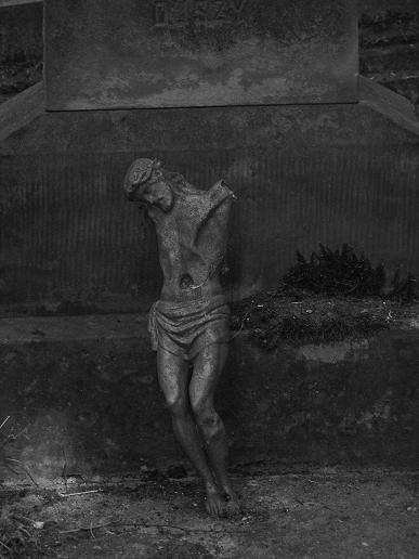 Handless Jesus by merenre
