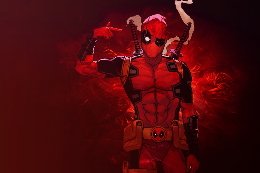 Wallpaper Deadpool SORTEO by AyaSan1 on DeviantArt