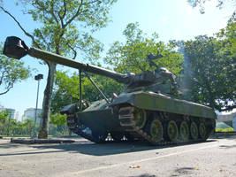 M41C Brazilian Army Tank