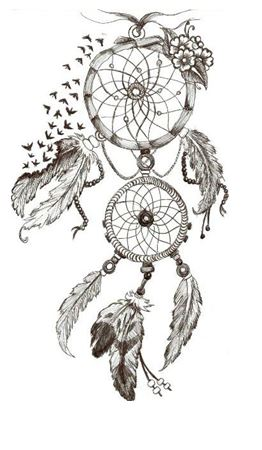 dreamcatcher doodle by twcrazy20041 on deviantart