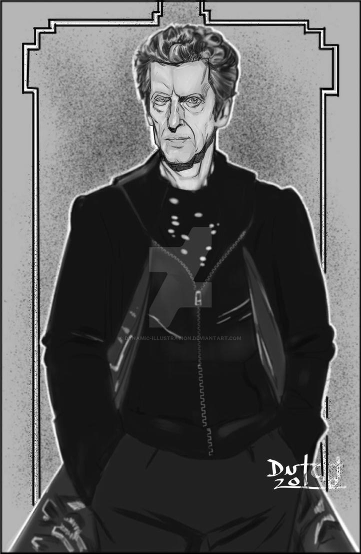 12th-doctor by Dynamic-Illustration