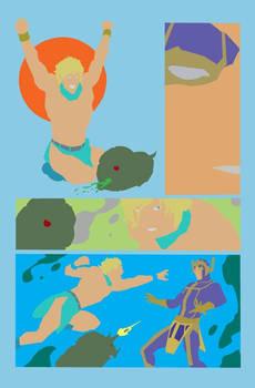Future Quest issue 10 pg 20 flats Hi-Fi Colour