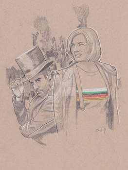 Doctor Who and the Master