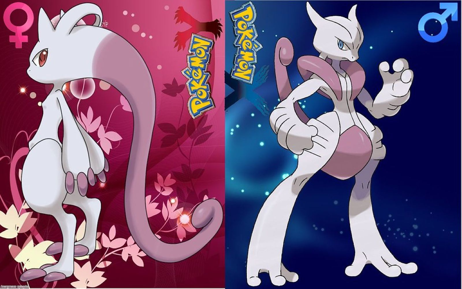 Mewtwo Gender Idea, critiques? by zaneGrimm430 on DeviantArt