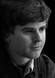 The Good Doctor Fan Art - Portrait Drawing