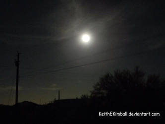 Moon May 5th 2012 Perigee Cold