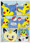 Pikachu Comics Pag. 3 by Stefered