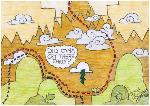 How did Yzma  Illustration