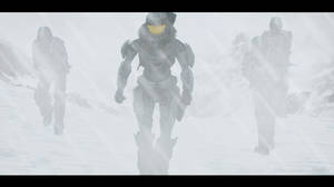 Halo - Scouting in the Storm