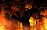 Slender - Burning Rage