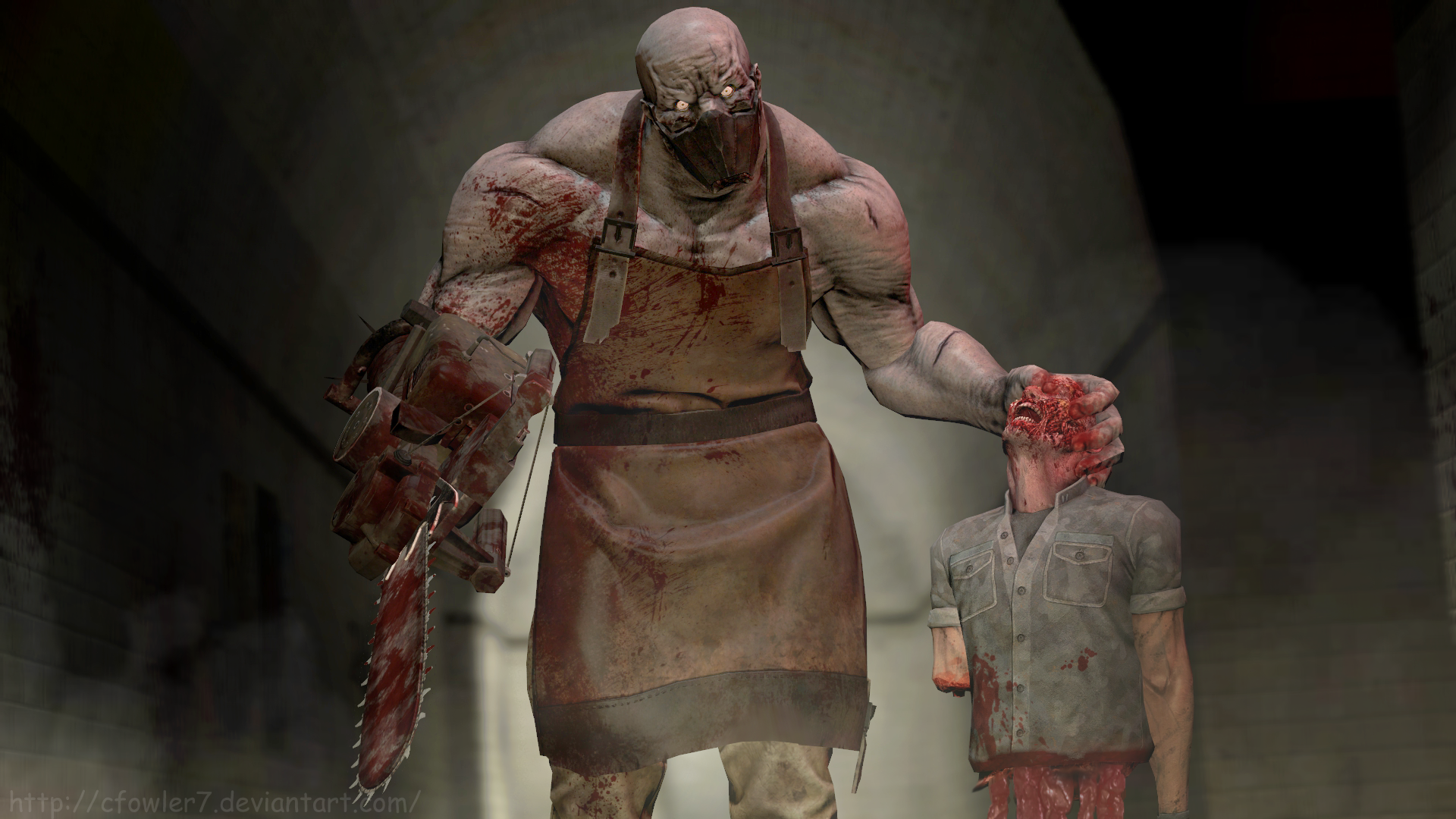 Killing Floor   Scrake By Cfowler7