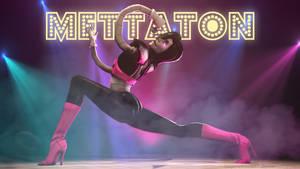 Undertale - Mettaton by cfowler7-SFM
