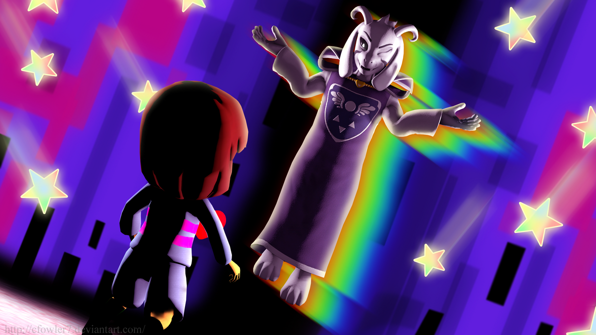 Undertale - Hopes and Dreams by cfowler7