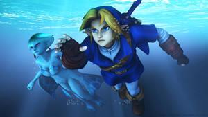 Zelda - Save the Zoras