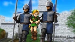 Zelda - Caught Again