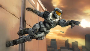 Halo - Wall Run