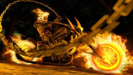 SFM - Ghost Rider by cfowler7-SFM