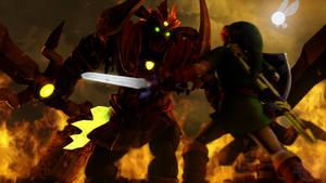 Zelda - Beast Ganon
