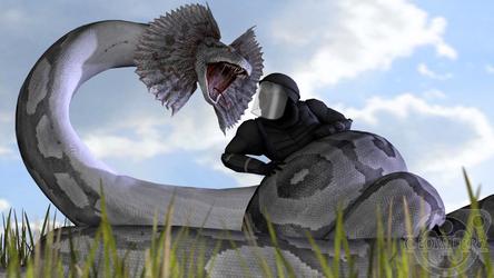 Ark - Titanoboa by cfowler7-SFM