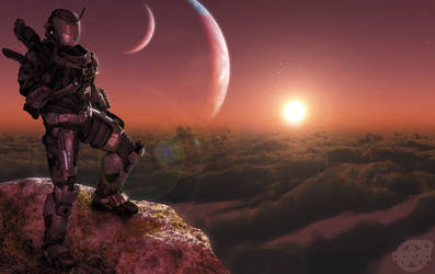 Halo - LordHayabusa357 by cfowler7-SFM