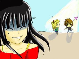 flying koi by animeawesomeness2