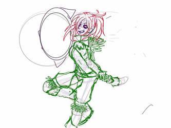 Tira WIP by animeawesomeness2