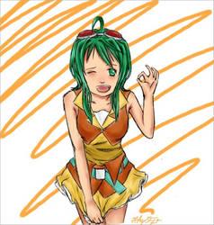gumi by animeawesomeness2