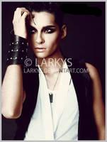 Bill Kaulitz .Stern. color II. by larkys