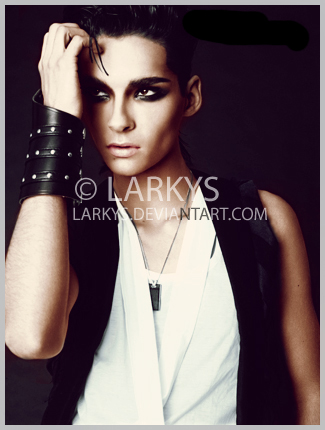 Bill Kaulitz .Stern. color II. by larkys