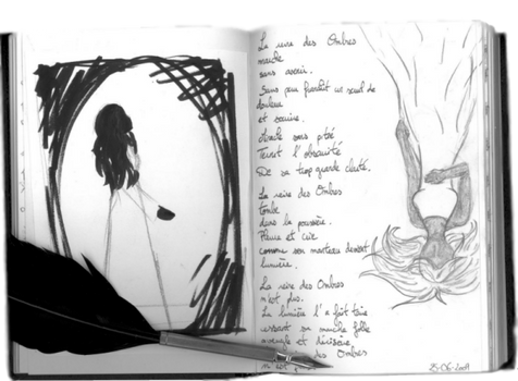 Carnets -The Queen of the Dark