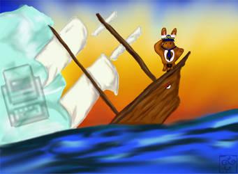 Twitch Plays Pokemon - Goodbye Admiral