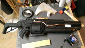 rifle rework.