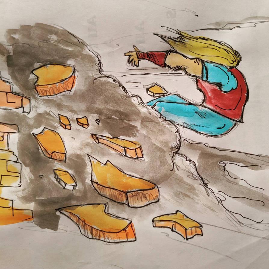 EPIC DESTRUCTION by KINGOOB