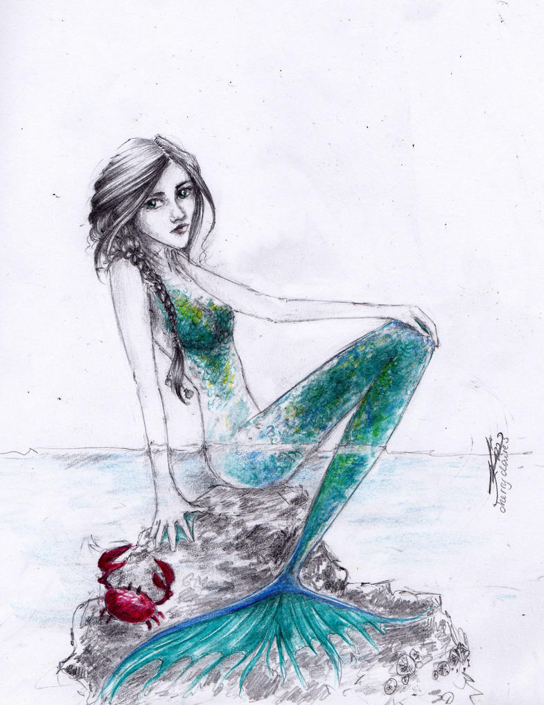 Fish girl by cherryclaires on deviantart for Fish for girls