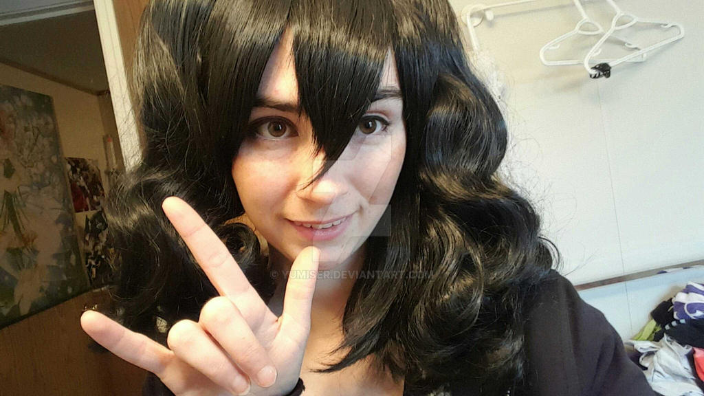 Nico Yazawa Wig Test by Yumiser