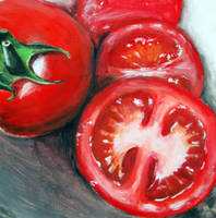 Tomatoes by nightlighted
