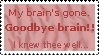 Brain Stamp by Not-Think
