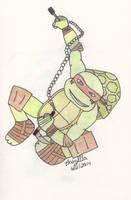 2012 Michelangelo by TheBabzilla