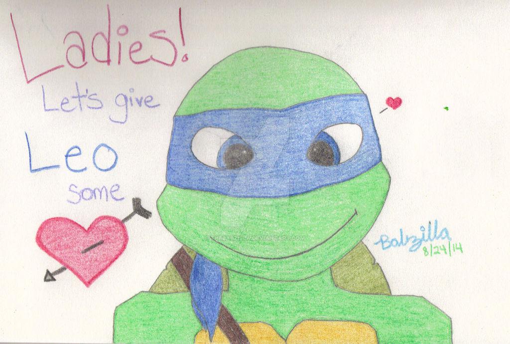 Leonardo - Give him some love!