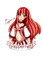 Lady Peppermint by MsCappuccino