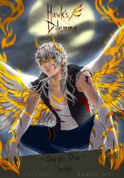 Chapter One: [ Monster ] || Hawk's Dilemma by Lavanssi