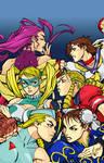 Street Fighter Babes: Joe Mad