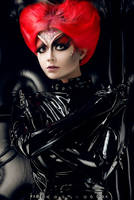 Asylum for Red Queen by Violet-Spider
