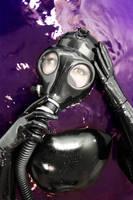 Violet water by Violet-Spider